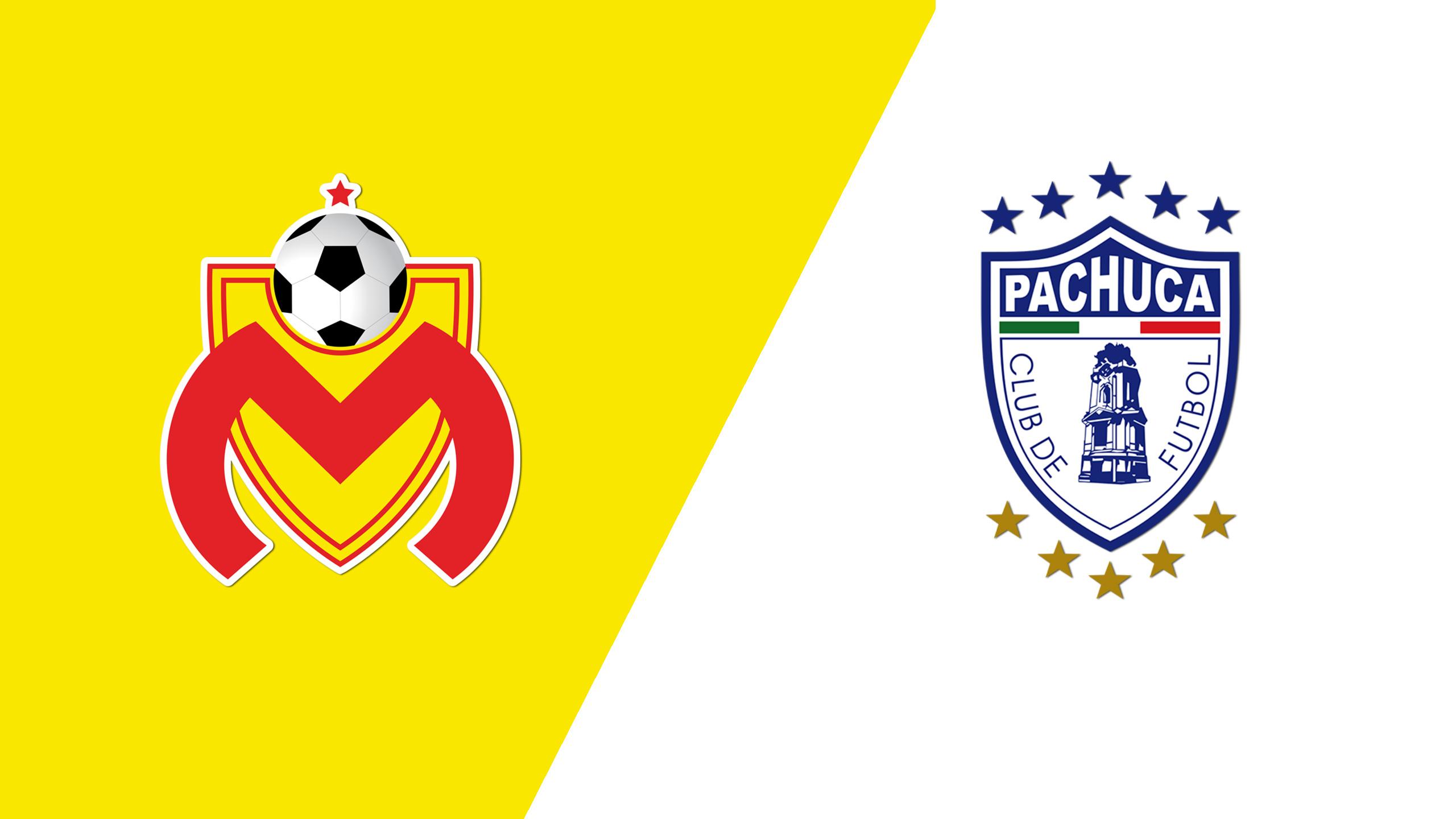 In Spanish - Monarcas de Morelia vs. Tuzos del Pachuca (Jornada 6) (Liga MX)