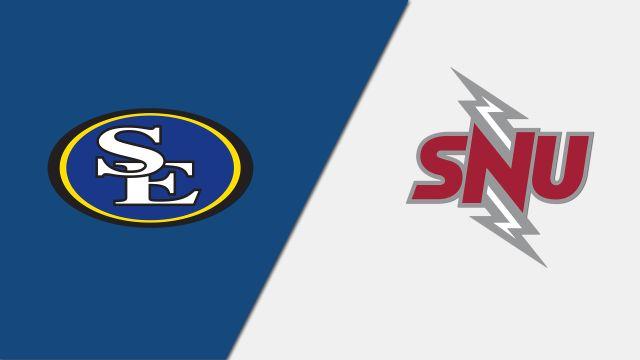 Southeastern Oklahoma State vs. Southern Nazarene (W Basketball)