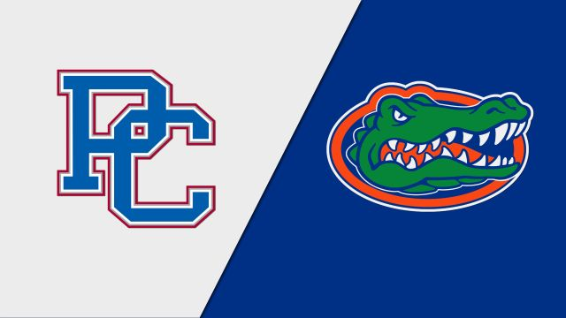 Presbyterian vs. Florida (W Basketball)