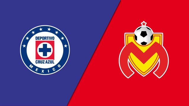 Sat, 10/19 - In Spanish-Cruz Azul vs. Monarcas de Morelia (Jornada 14) (Liga MX)