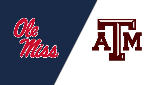 Ole Miss vs. Texas A&M (Third Round) (Baseball)