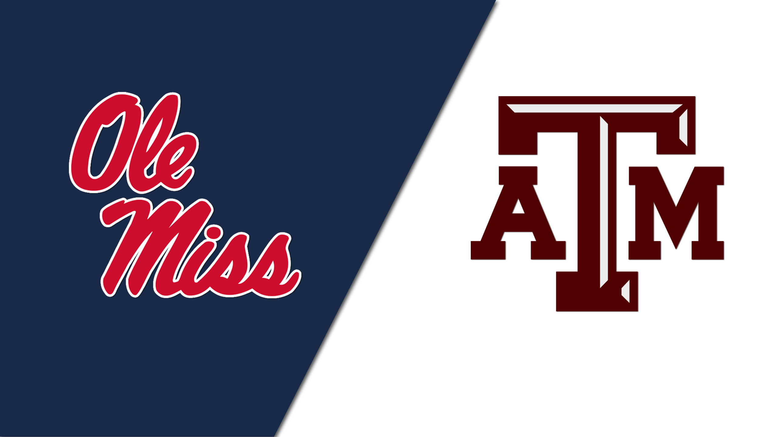 Ole Miss vs. Texas A&M (Third Round)
