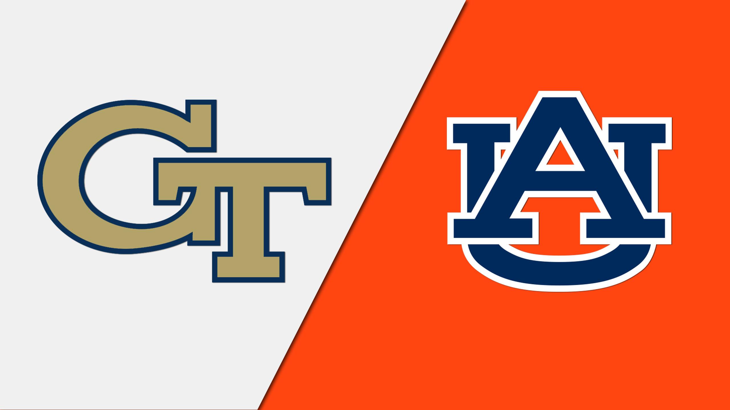 Georgia Tech vs. #15 Auburn (Baseball)