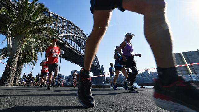 2019 Sydney Marathon