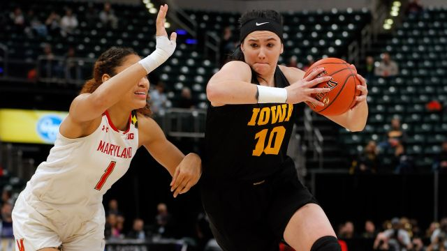 #3 NC State vs. #2 Iowa (Regional Semifinal) (NCAA Women's Basketball Championship)