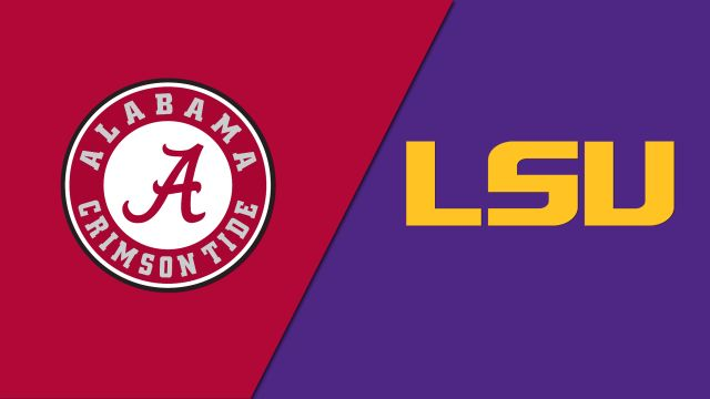 Alabama vs. LSU (W Volleyball)