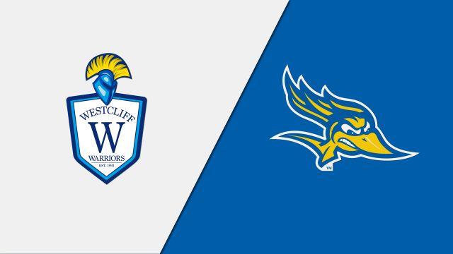 Westcliff vs. CSU Bakersfield (W Basketball)