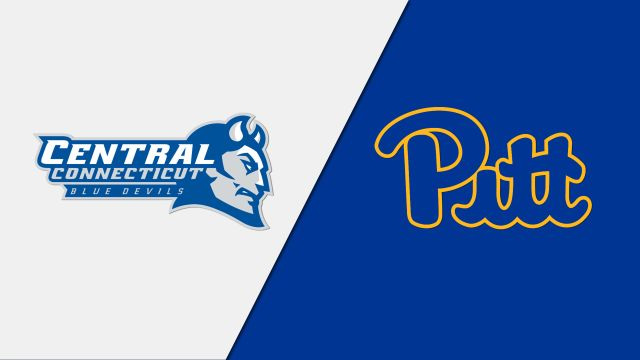 Central Connecticut State vs. Pittsburgh (W Basketball)