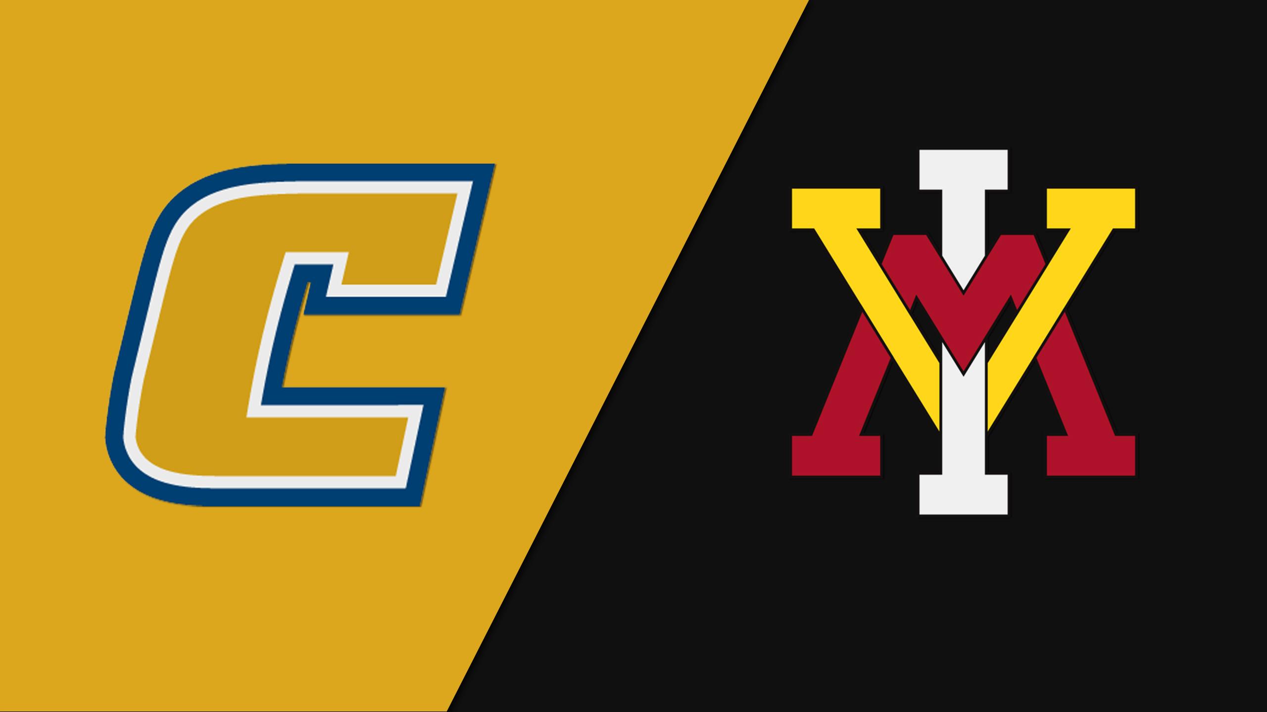 Chattanooga vs. VMI (M Basketball)
