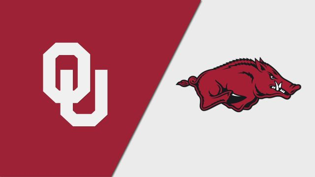 Oklahoma vs. Arkansas