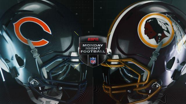 Chicago Bears vs. Washington Redskins