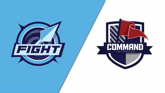 Fight vs. Command (Women's Professional Lacrosse League)