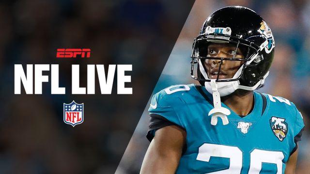 Wed, 10/16 - NFL Live