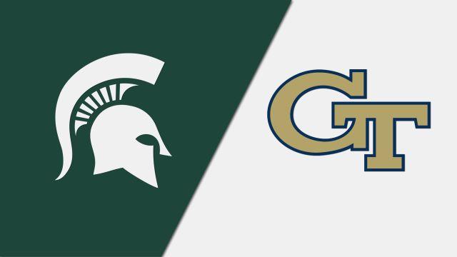 Michigan State vs. Georgia Tech (Softball)