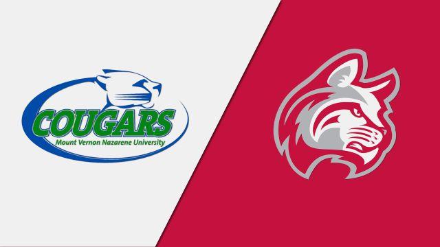 Mt. Vernon Nazarene vs. Indiana Wesleyan (Quarterfinal) (M Basketball)
