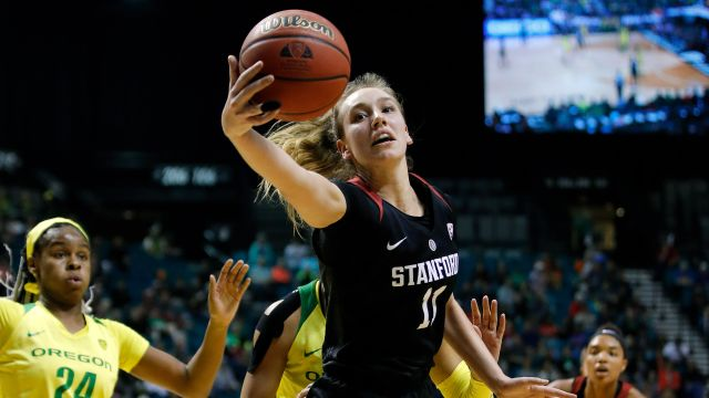 NCAA Women's Basketball Championship Presented by Capital One (Regional Semifinal)