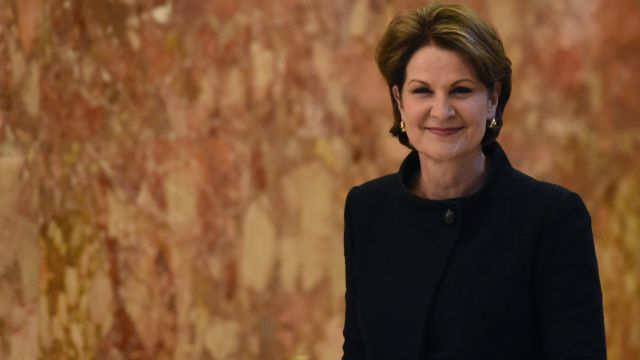 Homecoming with Marillyn Hewson