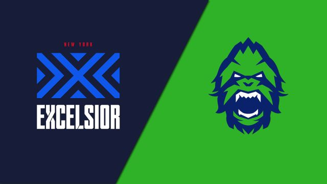 New York Excelsior vs. Vancouver Titans (Esports)