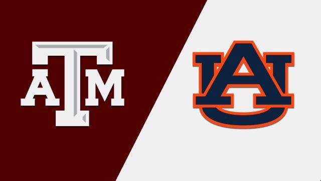 Texas A&M vs. #16 Auburn (Softball)