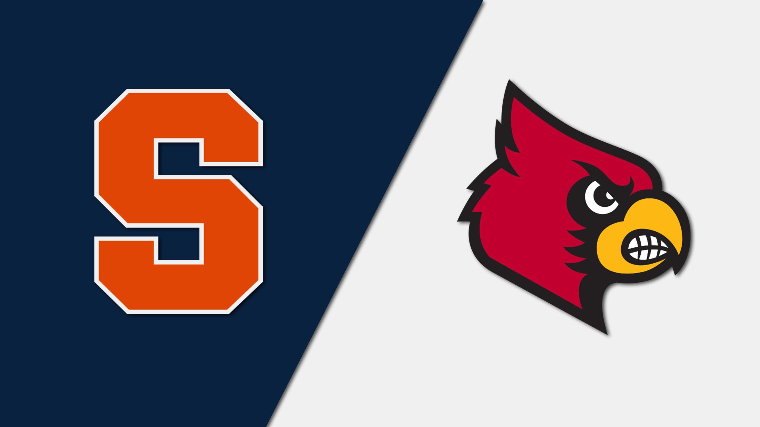 Syracuse vs. Louisville (W Soccer)