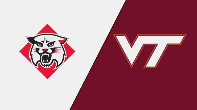 Davidson vs. Virginia Tech (W Lacrosse)