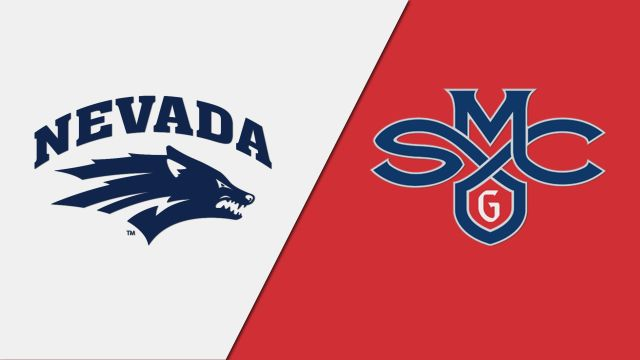 Nevada vs. Saint Mary's (M Basketball)