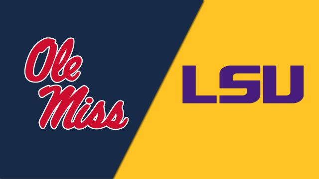 Ole Miss vs. LSU (Football)