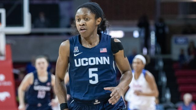 #5 UConn vs. South Florida (W Basketball)