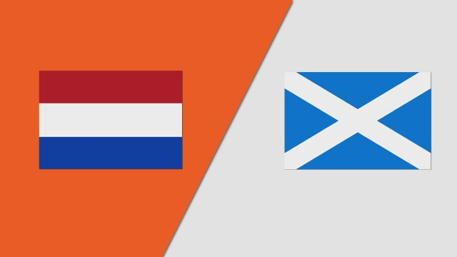 Netherlands vs. Scotland (Group Stage)
