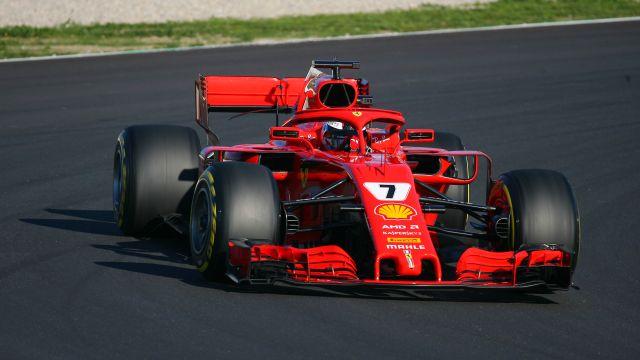Após um 2017 complicado, Ferrari volta a ter um carro competitivo