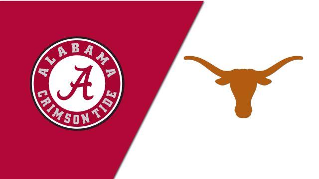 #8 Alabama vs. #9 Texas (Site 2 / Game 2) (NCAA Softball Super Regionals)