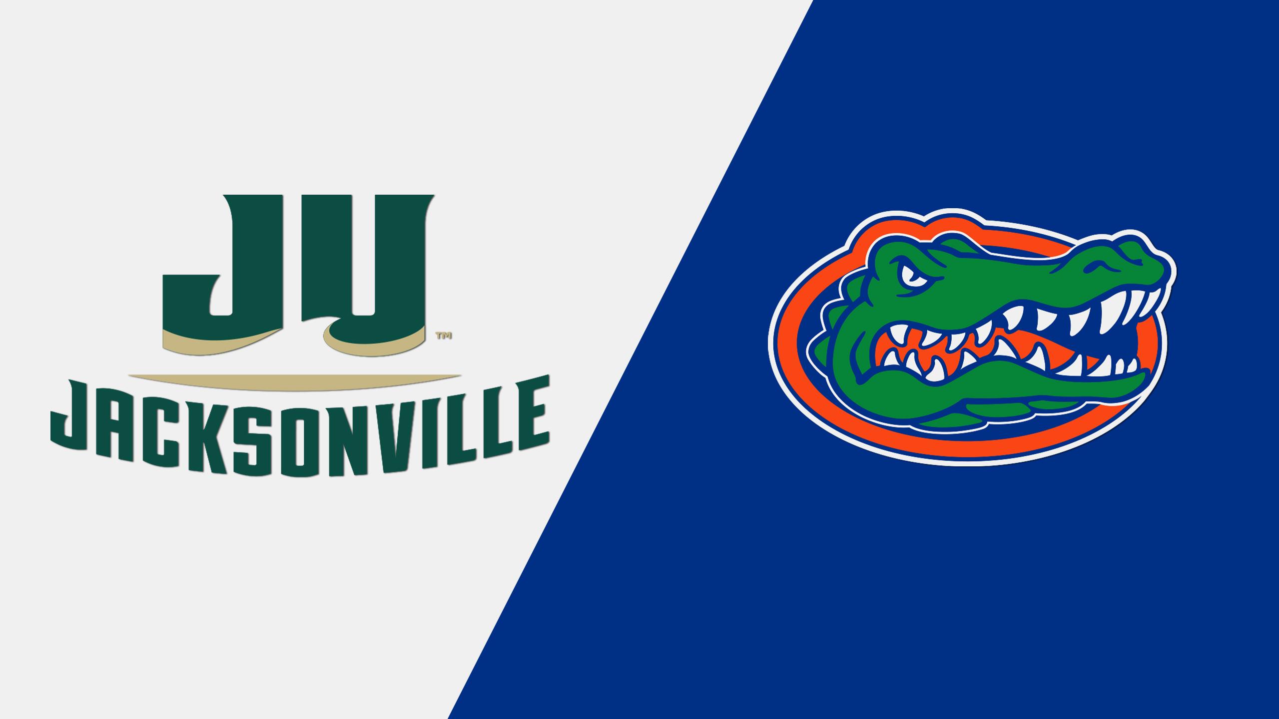 Jacksonville vs. #11 Florida (W Volleyball)