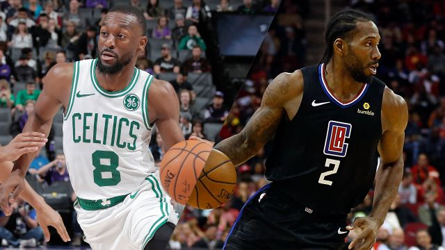 Wed, 11/20 - Boston Celtics vs. LA Clippers