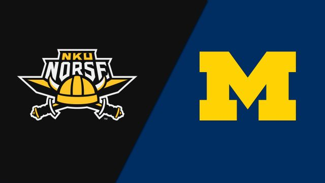 Northern Kentucky vs. Michigan (First Round) (NCAA Women's Volleyball Tournament)