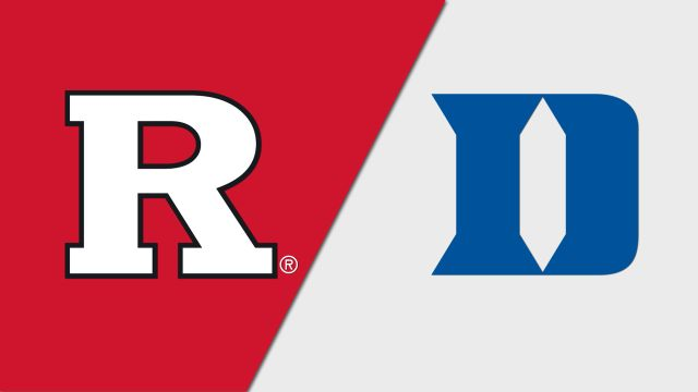 Rutgers vs. Duke (Softball)