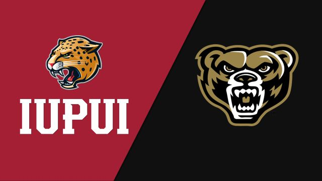 IUPUI vs. Oakland (M Basketball)