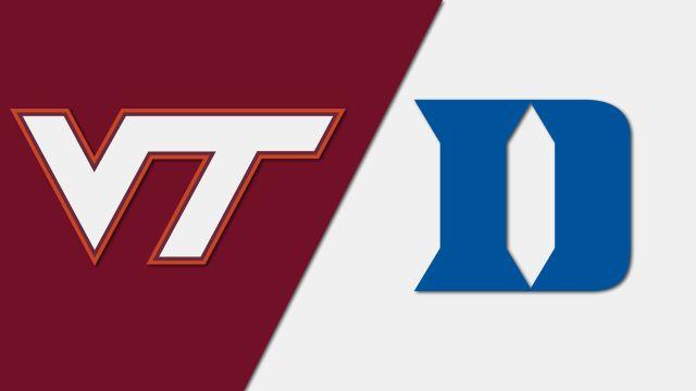 Virginia Tech vs. #17 Duke (W Soccer)