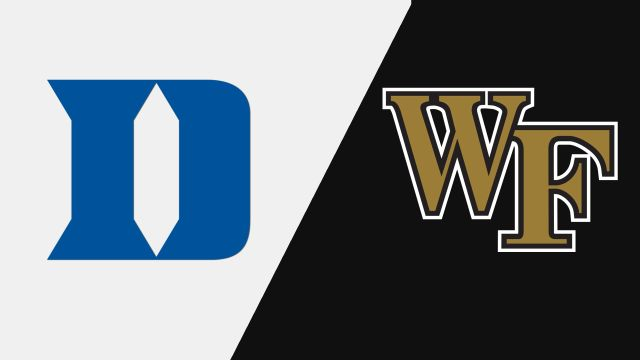 Duke vs. Wake Forest (W Volleyball)
