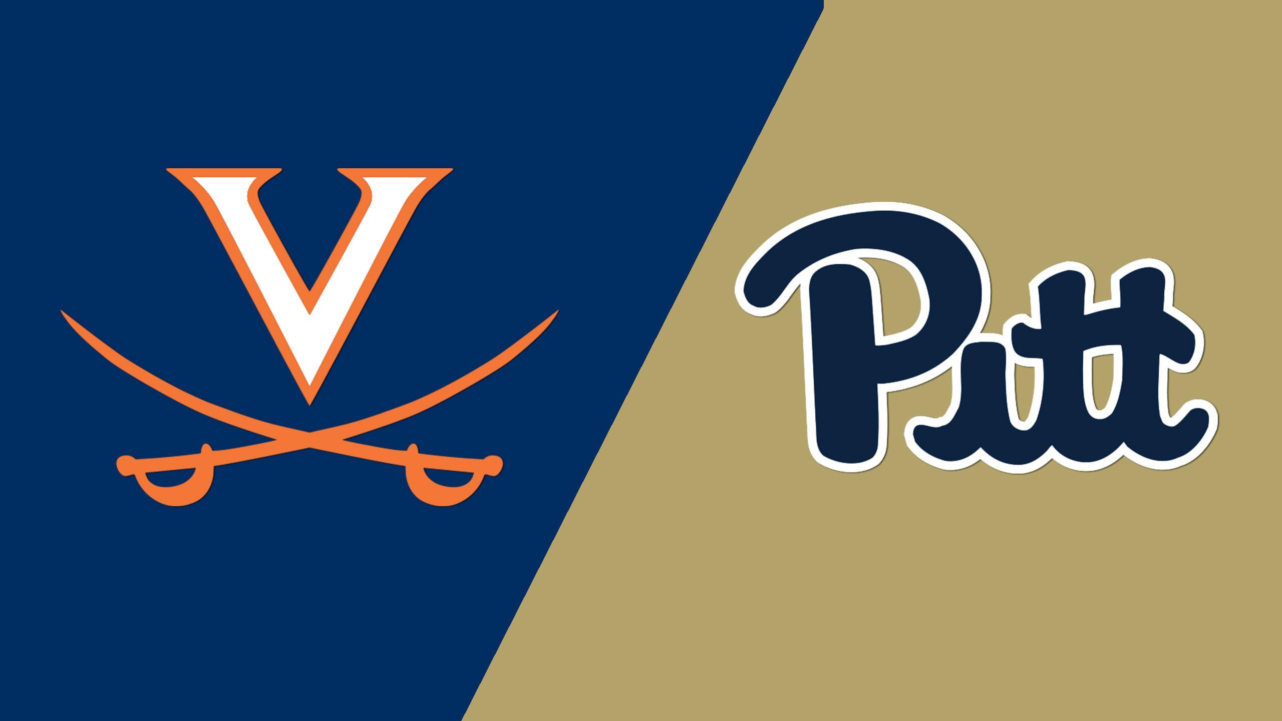 Virginia vs. Pittsburgh