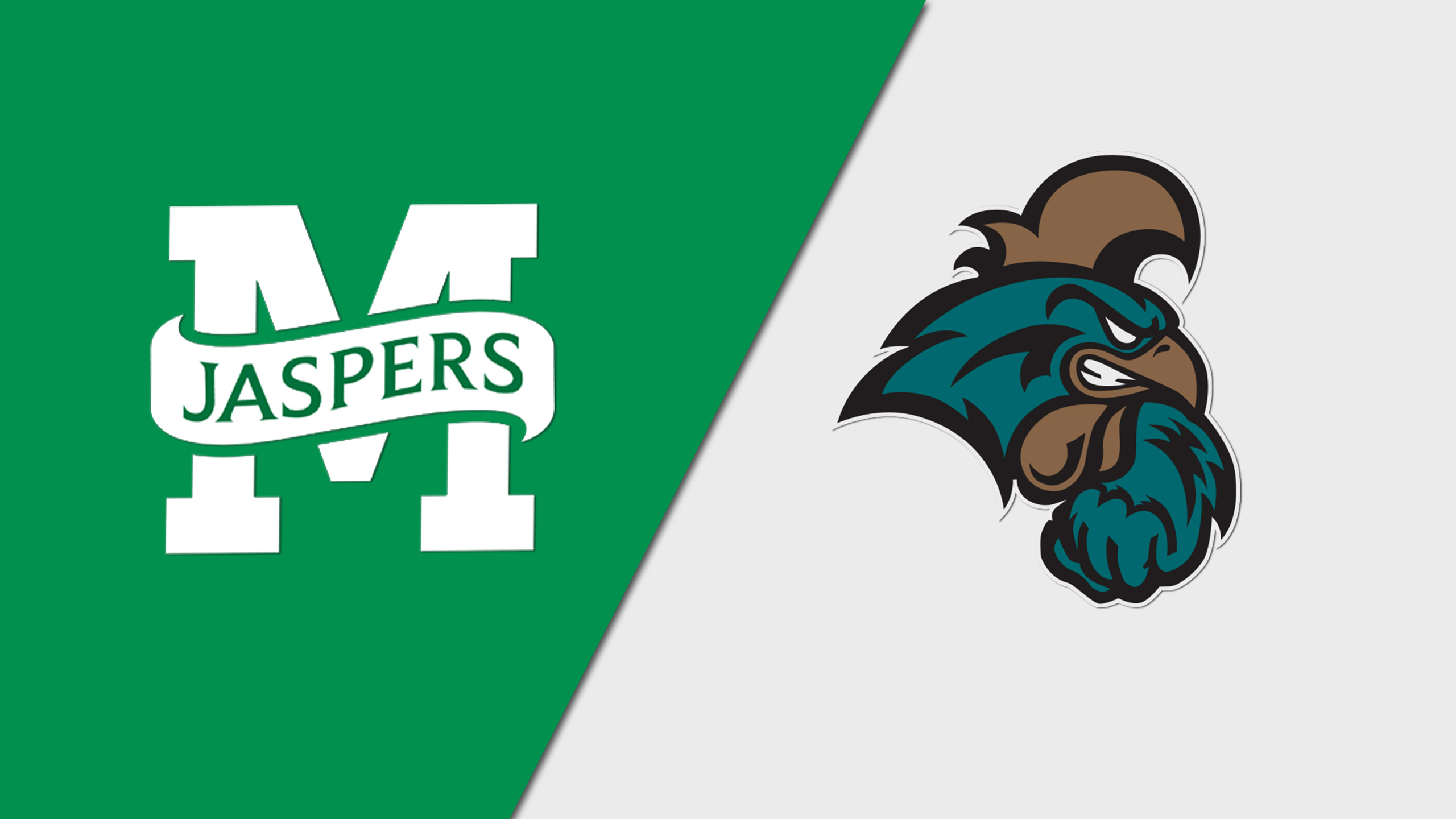 Manhattan vs. Coastal Carolina (M Basketball)