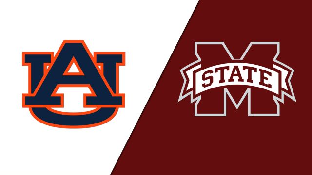 Auburn vs. Mississippi State (W Volleyball)