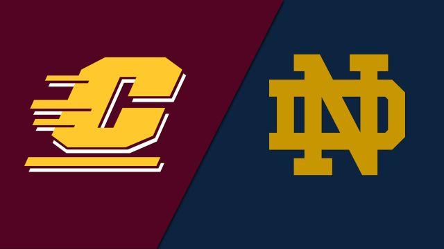 Central Michigan vs. #6 Notre Dame (W Lacrosse)