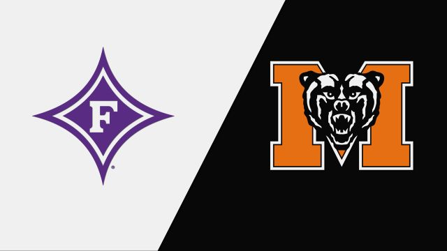 Furman vs. Mercer (W Volleyball)
