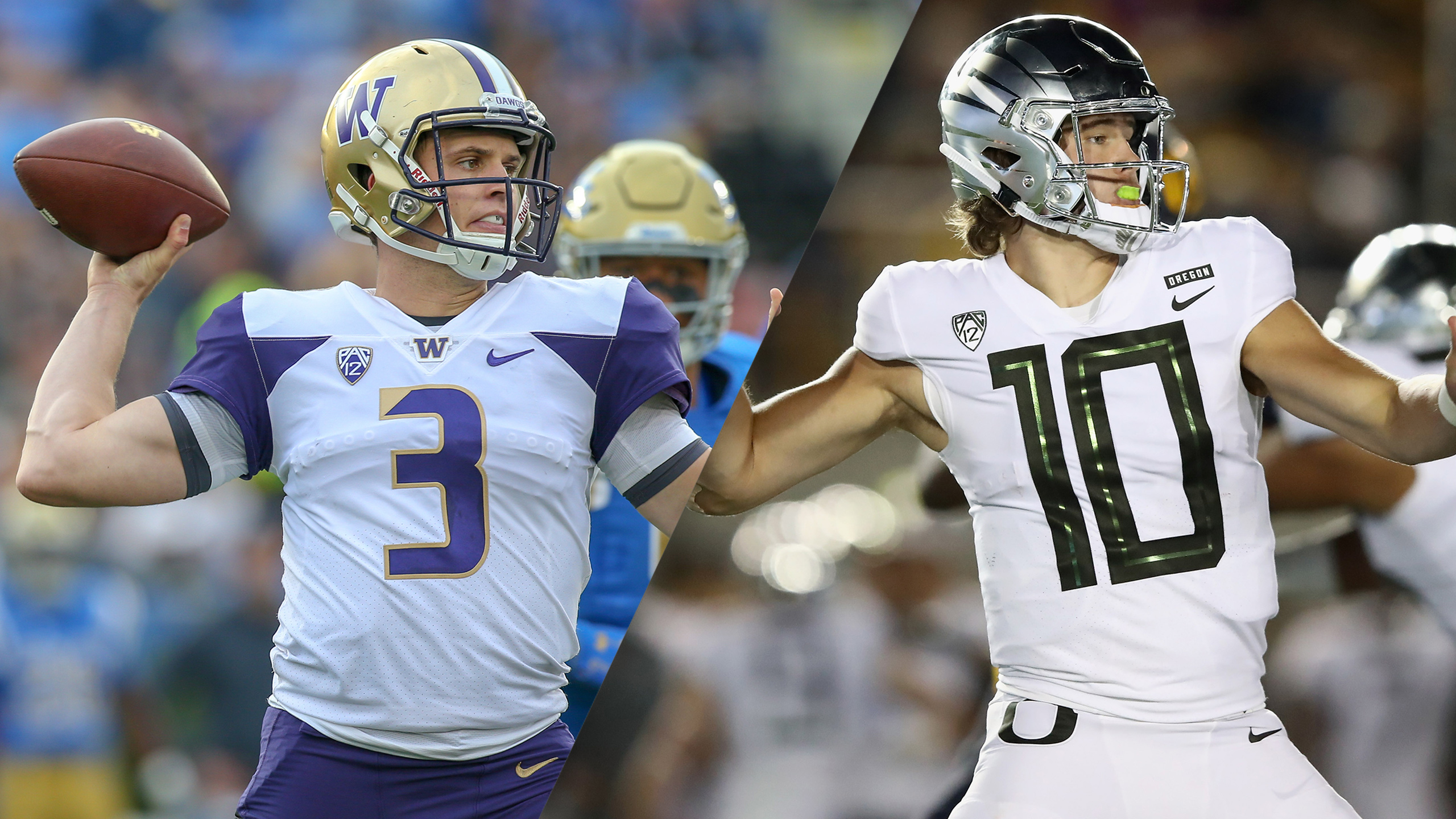 #7 Washington vs. #17 Oregon (Football) (re-air)