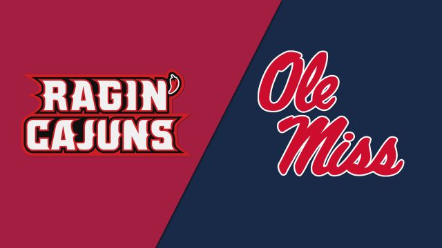 Louisiana vs. #11 Ole Miss (Site 9 / Game 7) (NCAA Softball Regionals)
