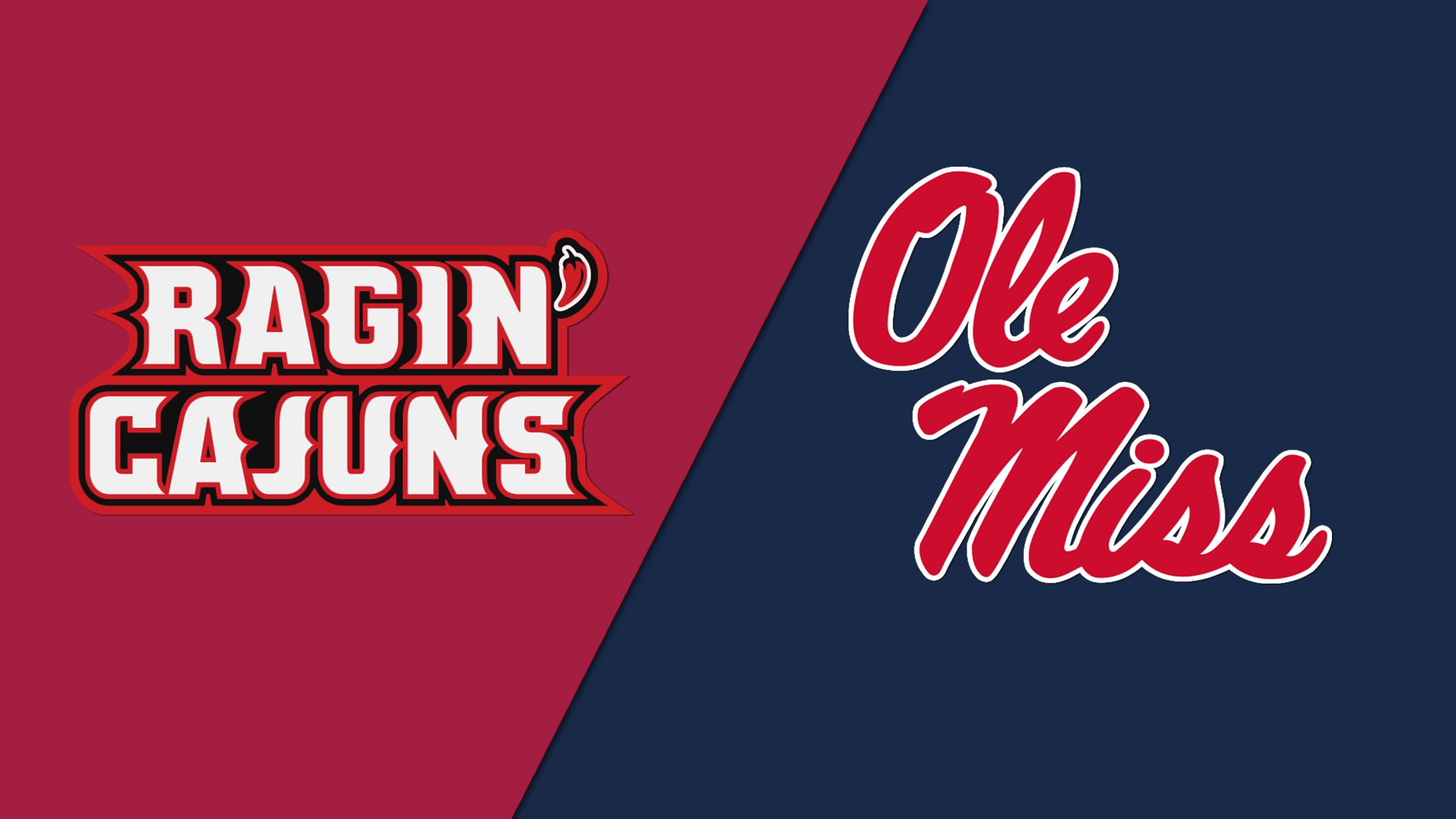 Louisiana vs. Ole Miss (Site 9 / Game 7)