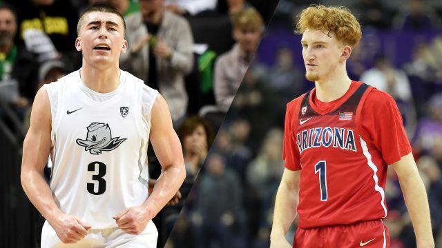 #14 Oregon vs. #24 Arizona (M Basketball)