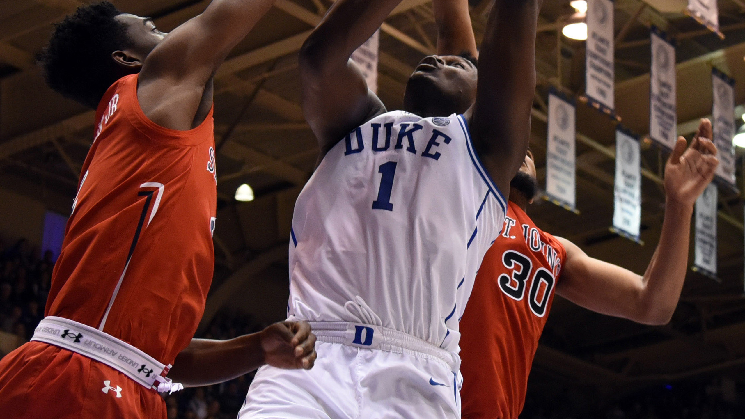 St. John's vs. #2 Duke (M Basketball)