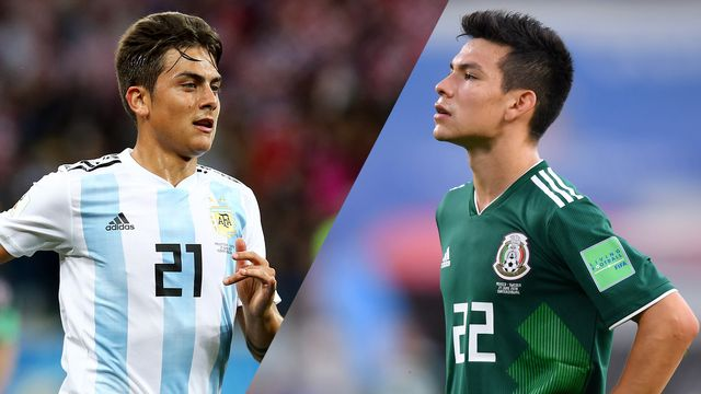 Argentina vs. Mexico