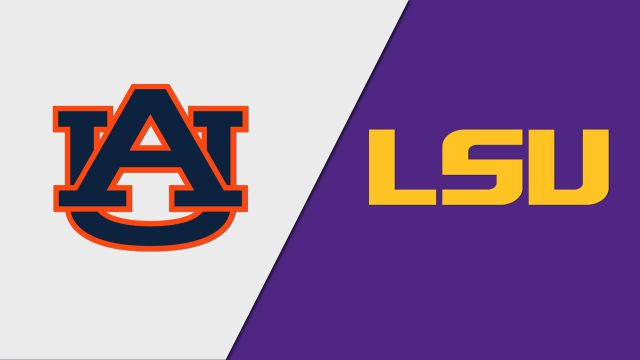 Auburn vs. #17 LSU (Third Round) (Baseball)